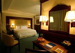 セブ パークレーン インターナショナル ホテル - セブシティ - 寝室