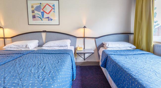 ラ リザーブ ホテル - ロンドン - 寝室