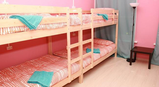 Destination Hostel - サンクトペテルブルク - 寝室