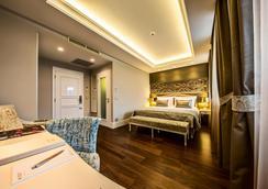 プレステージ ホテル ブダペスト - ブダペスト - 寝室