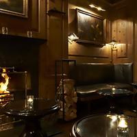 デュランツ ホテル Fireplace