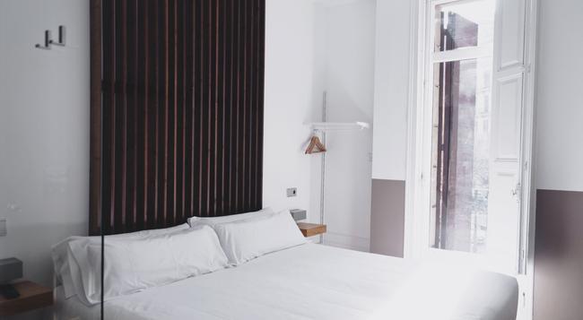 コスモポリタン ブティック オスタル - バルセロナ - 寝室