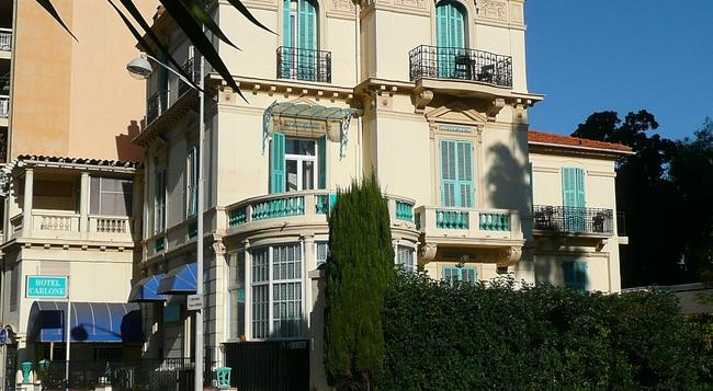ホテル カルローネ - ニース - 建物