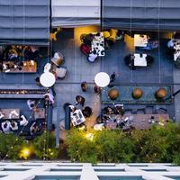 ホテル ゼロス サンフランシスコ Outdoor dining