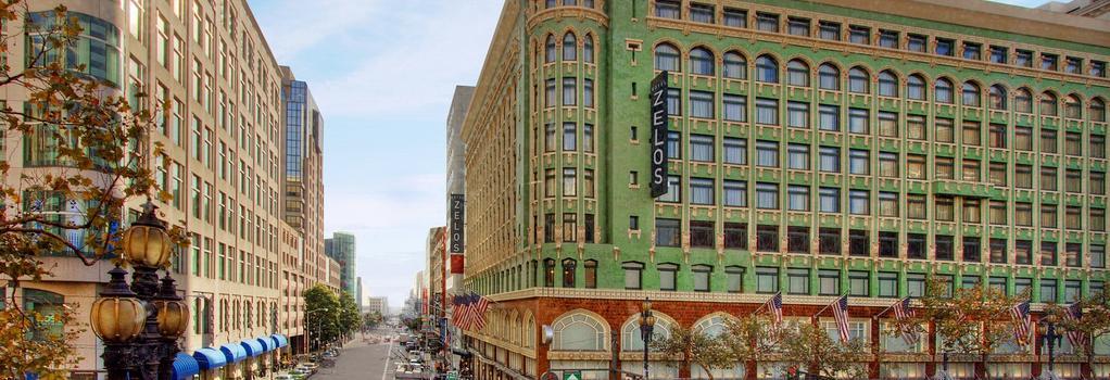 ホテル ゼロス サンフランシスコ - サンフランシスコ - 建物