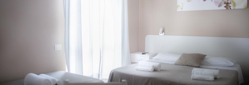 Anna Guest House - ローマ - 寝室