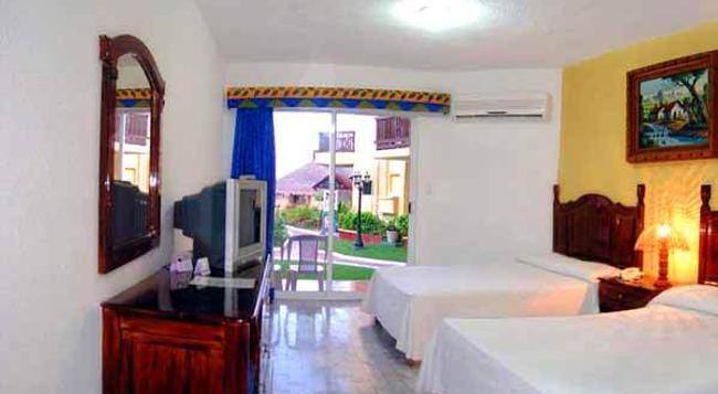 インペリアル ラス ペルラス - カンクン - 寝室