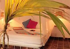 Hotel Baxar - アカプルコ - 寝室