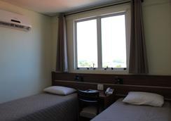 Hotel Efapi Center - Chapeco - 寝室