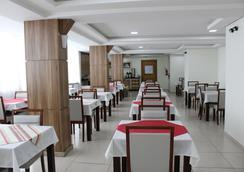 Hotel Efapi Center - Chapeco - レストラン