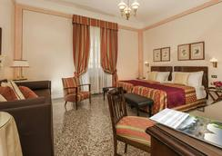 ホテル ノード ヌオヴァ ローマ - ローマ - 寝室