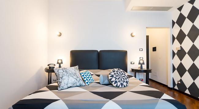 アイ スリープ B&B - フィレンツェ - 寝室