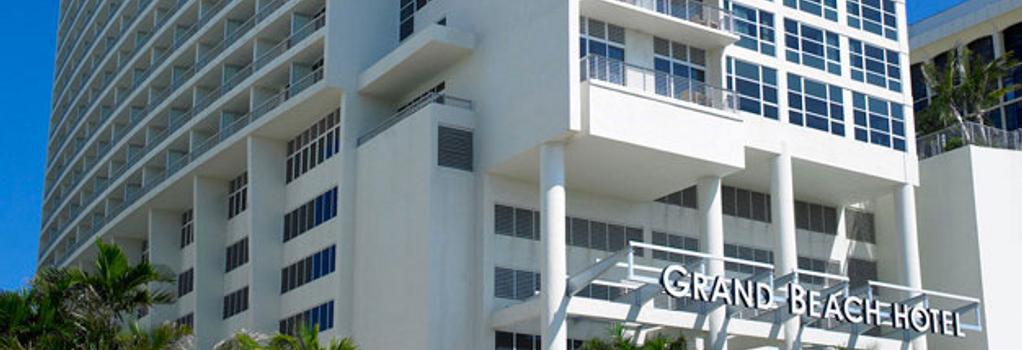 グランド ビーチ ホテル - マイアミ・ビーチ - 建物