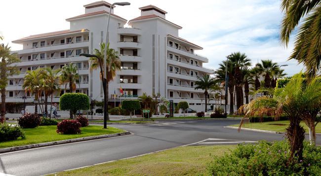 Hotel Apartamentos Andorra - プラヤ・デ・ラス・アメリカス - 建物
