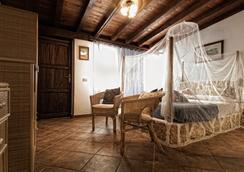 ラ ロサ デイ ヴェンティ - ランペドゥーザ - 寝室