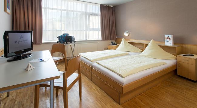 オールユーニード ホテル ザルツブルク - ザルツブルク - 寝室