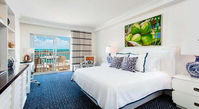 Oceans Edge Key West Hotel & Marina - キー・ウェスト - 寝室
