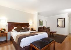 アパート ホテル カンビアソ - サンティアゴ - 寝室
