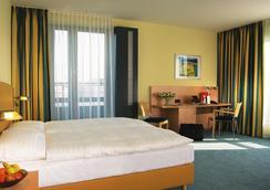 Intercityhotel Hamburg Hauptbahnhof - ハンブルク - 寝室