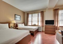デウィット ホテル アンド スイーツ - シカゴ - 寝室