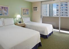 アンバサダー ホテル ワイキキ - ホノルル - 寝室