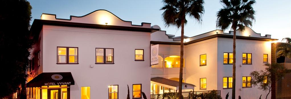 ホテル ヴィヴァント - サンディエゴ - 建物
