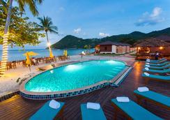 Pingchan Beachfront Resort - Ko Pha Ngan - プール