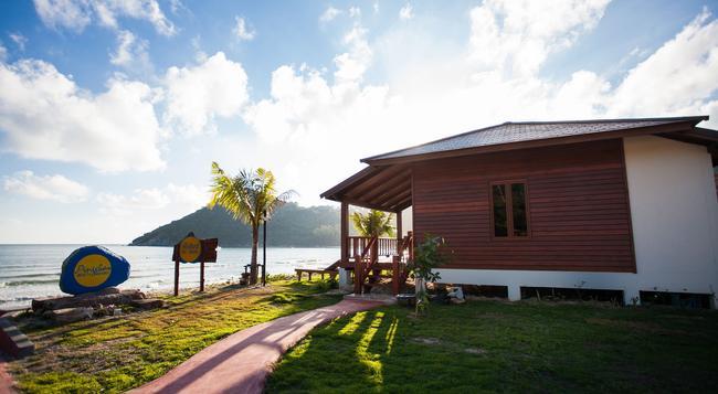 Pingchan Beachfront Resort - Ko Pha Ngan - 建物