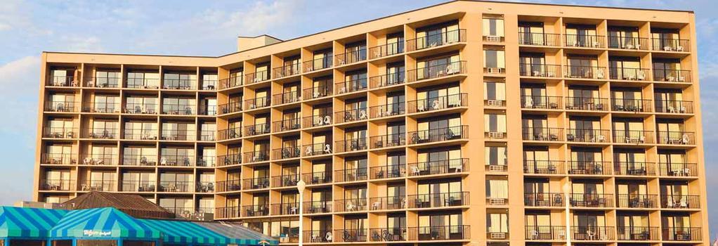 サーフブレーク オーシャンフロント ホテル アン アセンド ホテル コレクション メンバー バージニア ビーチ - バージニア・ビーチ - 建物