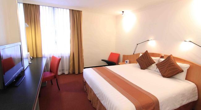 ザ メトロポリタン Y - シンガポール - 寝室