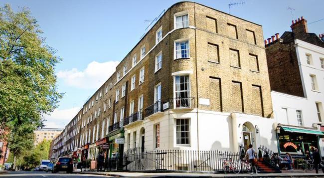 レイ ハウス ホテル - ロンドン - 建物