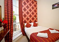 レイ ハウス ホテル - ロンドン - 寝室