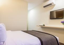 サンドパイパー ホテル クアラルンプール - クアラルンプール - 寝室