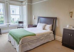 カサ ローマ ホテル - サンフランシスコ - 寝室