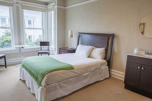 カーサ ロマ ホテル - サンフランシスコ - 寝室