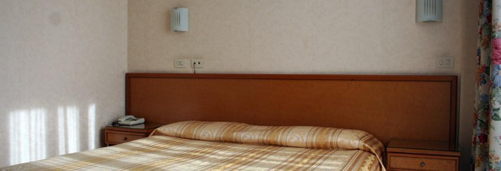 Hotel Città 2000 - ローマ - 寝室
