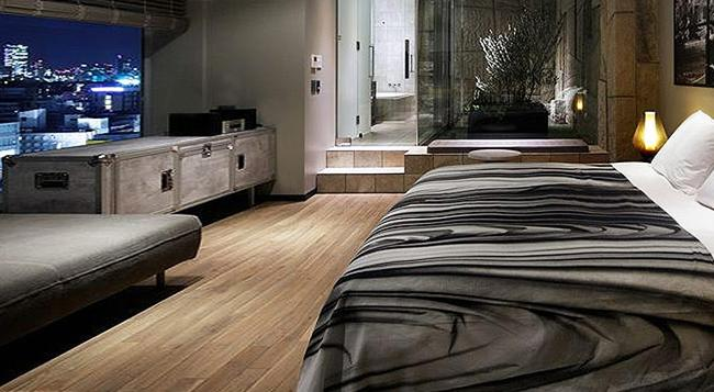 新宿グランベルホテル - 東京 - 寝室