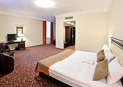 アルファヴィト キエフ ホテル - キエフ - 寝室
