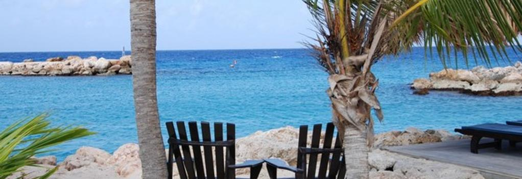 Lions Dive & Beach Resort Curaçao - ウィレムスタッド - ビーチ
