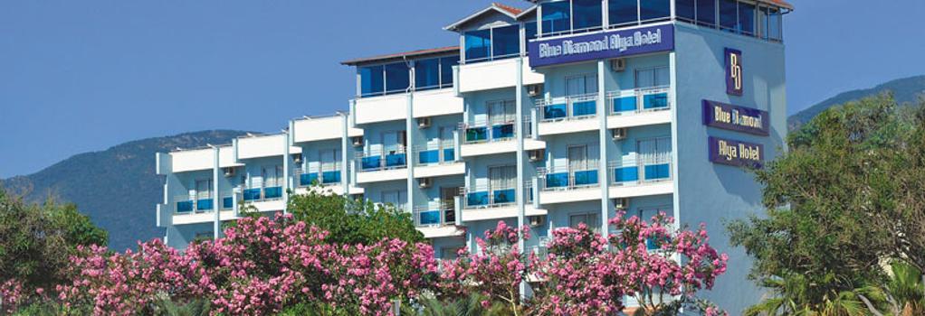 Blue Diamond Alya Hotel - アランヤ - 建物