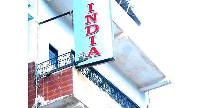 Hotel New India - ムンバイ - 屋外の景色