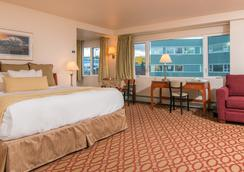 アンカレッジ グランド ホテル - アンカレッジ - 寝室