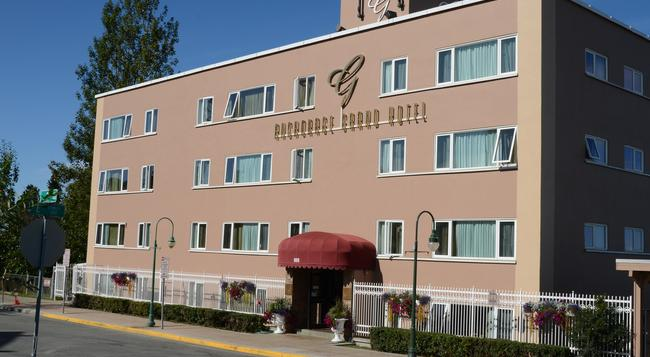 アンカレッジ グランド ホテル - アンカレッジ - 建物