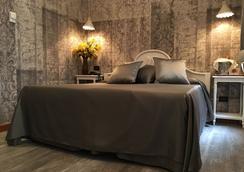 ホテル ゴリーツィア ア ラ ヴァリージャ - ヴェネツィア - 寝室