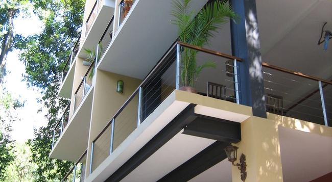 ブティック ホテル ガヴェア トロピカル - リオデジャネイロ - 建物