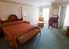 Disneyland Hotel - シェシー - 寝室