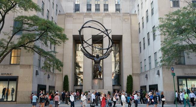 ザ ジュエル フェイシング ロックフェラー センター - ニューヨーク - 建物