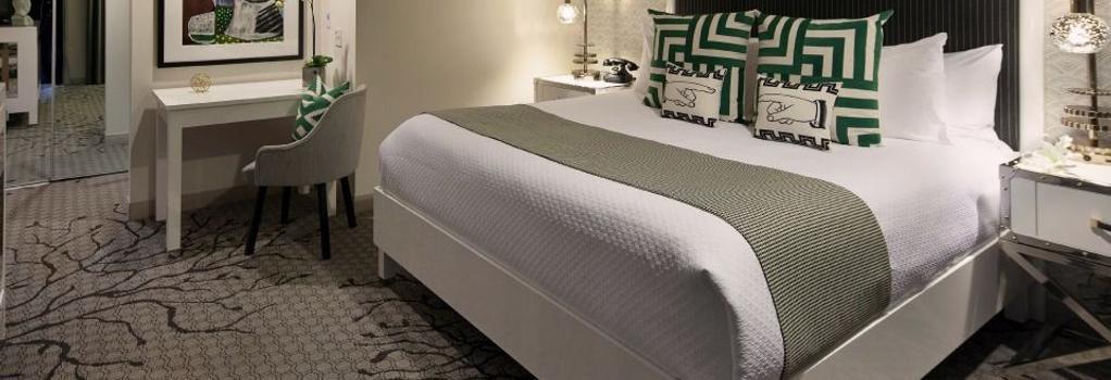 カーライル イン - ロサンゼルス - 寝室