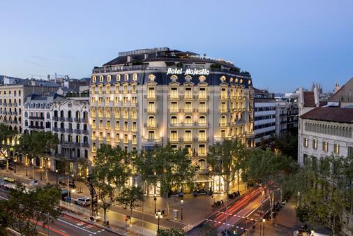 マジェスティック ホテル & スパ バルセロナ - バルセロナ - 建物