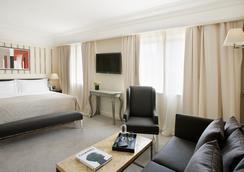 マジェスティック ホテル & スパ バルセロナ - バルセロナ - 寝室